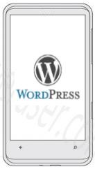 Wordpress et smartphone, téléphone portable, GSM et tablette